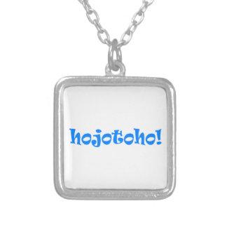 Hojotoho! Personalized Necklace