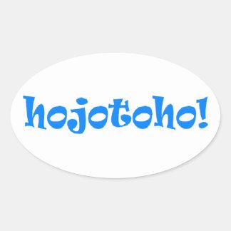 Hojotoho! Stickers