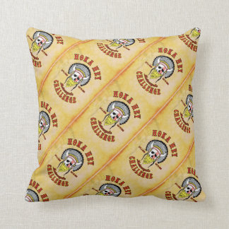 Hoka Hey Challenge Pillow