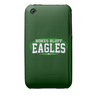 Hokes Bluff High School; Eagles iPhone 3 Cover