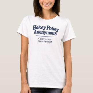 Hokey Pokey Anonymous Light Color T-Shirt