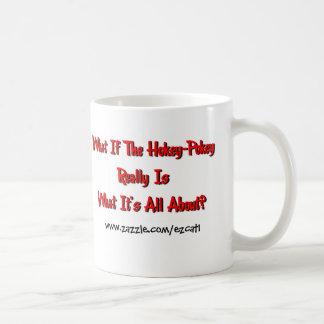 Hokey-Pokey Coffee Mug