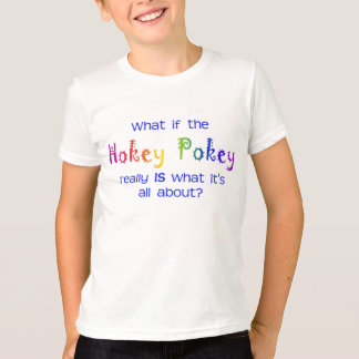 Hokey Pokey Conspiracy Kids' Shirt