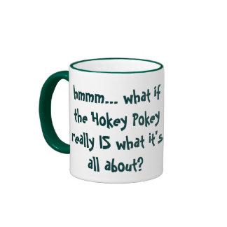 Hokey Pokey Humor Mugs