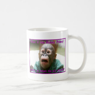 Hokey Pokey Orangutan Mugs