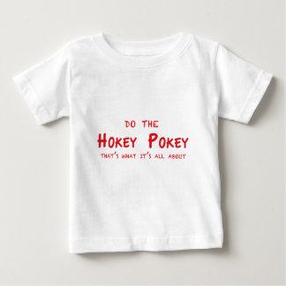 hokey-pokey playera