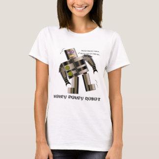 Hokey Pokey Robot T-shirts