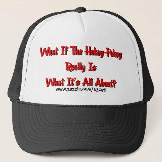 Hokey-Pokey Truckers Cap