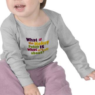 Hokey Pokey T-shirts