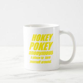 hokeypokey coffee mug