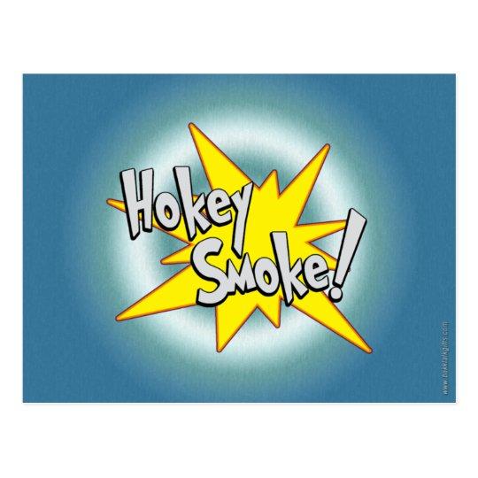 Hokie Smoke!... Postcard