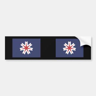 Hokkaido, Japan Bumper Sticker