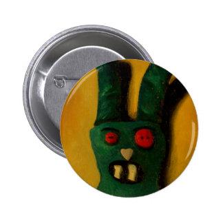 Hoku Zombie Bunny 1 Button
