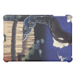 Hokusai - A woman ghost appeared from a well Cover For The iPad Mini