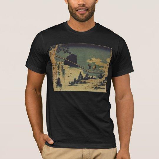 Hokusai Art painting Landscape T-Shirt