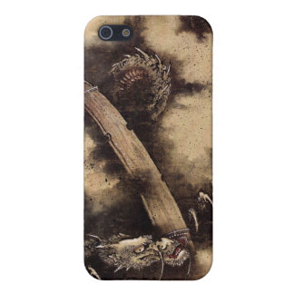 Hokusai At Cover For iPhone SE/5/5s