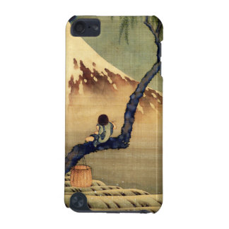 Hokusai Boy Viewing Mount Fuji Japanese Vintage iPod Touch 5G Cover