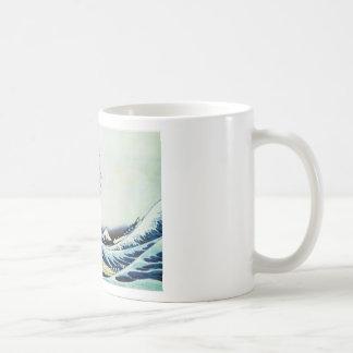 Hokusai. Coffee Mug
