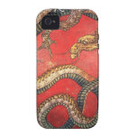 Hokusai Dragon iPhone 4 Cover