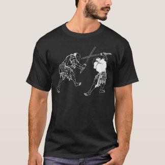 Hokusai duelers T-Shirt