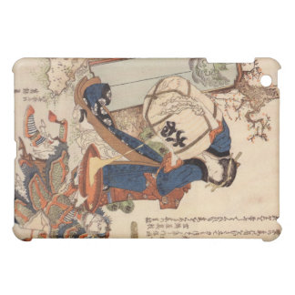 Hokusai - el arte de colada fuerte del motivo de O