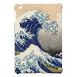 Hokusai el mini caso del gran iPad de la onda iPad Mini Funda