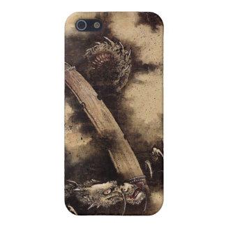 Hokusai en iPhone 5 funda