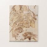 Hokusai - Exodus puzzle