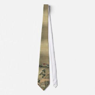Hokusai - Fox Wedding Tie