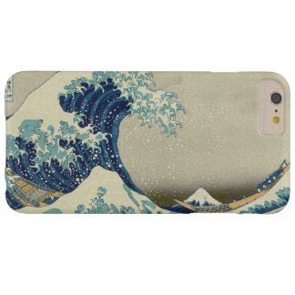 Hokusai Great Wave off Kanagawa GalleryHD Barely There iPhone 6 Plus Case