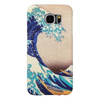Hokusai Great Wave Off Kanagawa Samsung Galaxy S6 Case