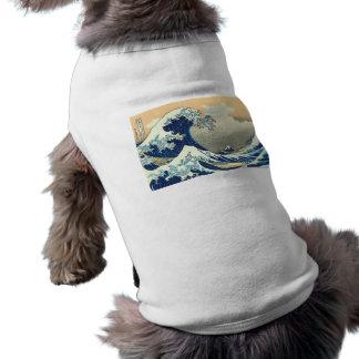 Hokusai great wave T-Shirt