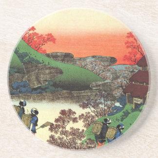 Hokusai - Japanese Art - Japan Drink Coaster