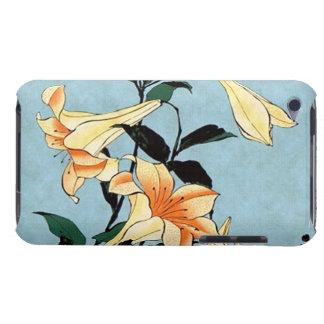 Hokusai Japanese Lilies Samsung Galaxy S3 Case