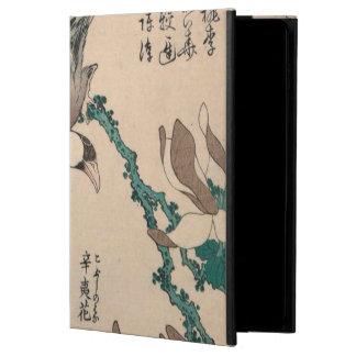 Hokusai Java Sparrow on Magnolia GalleryHD Powis iPad Air 2 Case