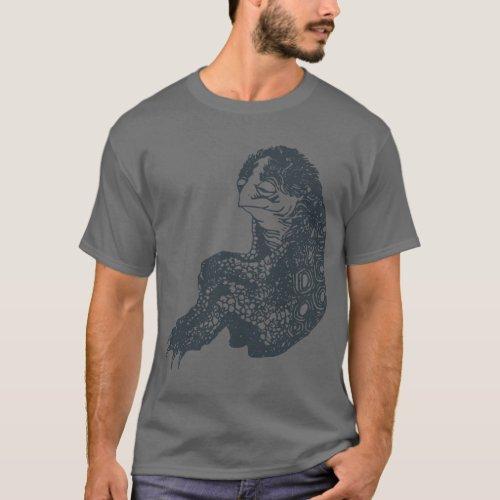 hokusai_kappa T_Shirt