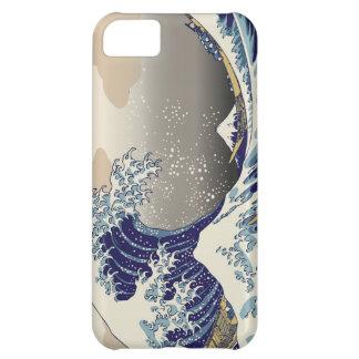 Hokusai la gran onda de Kanagawa Funda Para iPhone 5C