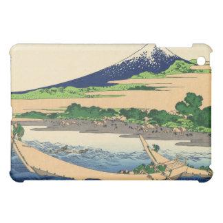 Hokusai - orilla del arte de la bahía de Tago