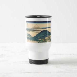 Hokusai: The Circular Pine Trees of Aoyama 15 Oz Stainless Steel Travel Mug