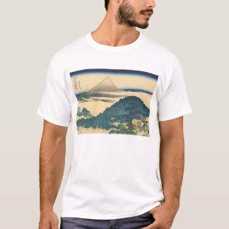 Hokusai: The Circular Pine Trees of Aoyama T-Shirt