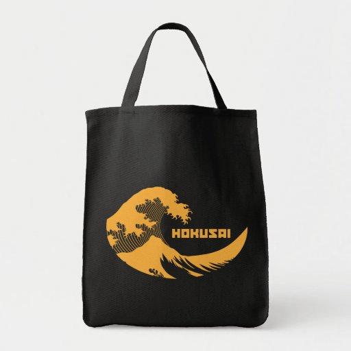 Hokusai - The Great Wave Canvas Bag