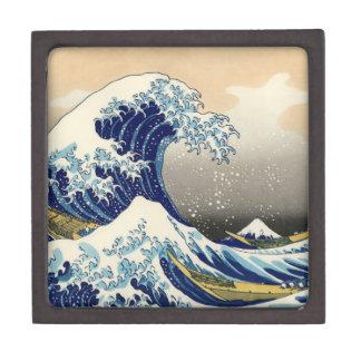 Hokusai The Great Wave Gift Box Premium Gift Boxes