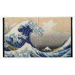 Hokusai The Great Wave iPad 3 Case iPad Folio Cases