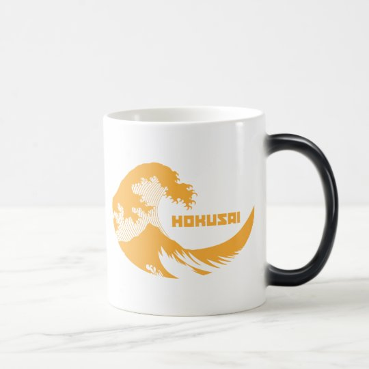 Hokusai - The Great Wave Magic Mug