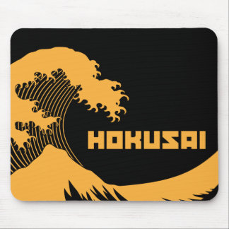 Hokusai - The Great Wave Mouse Pad