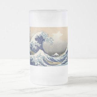 Hokusai: The great wave of Kanagawa Mug