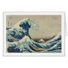 Hokusai - The Great Wave off Kanagawa Card