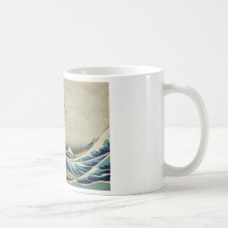 Hokusai - The Great Wave off Kanagawa Coffee Mug