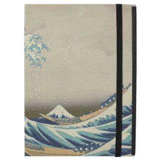 "Hokusai The Great Wave off Kanagawa GalleryHD iPad Pro 12.9"" Case"