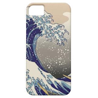 Hokusai The Great Wave off Kanagawa iPhone SE/5/5s Case